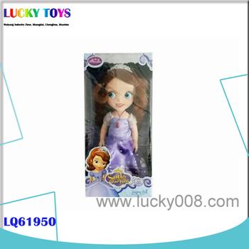 12 inch mainan busana putri sofia tubuh nyata boneka gadis mainan grosir  hadiah 6385da8715