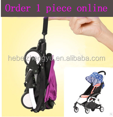 grac newest baby stroller with shelter2016
