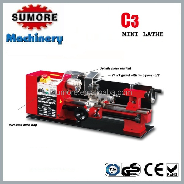 C3 Shanghai sieg mini lathe for sale