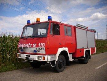 Steyr/man Rosenbauer Fire Truck - Buy Fire Truck Fire Fighting Truck Fire  Engine Product on Alibaba com