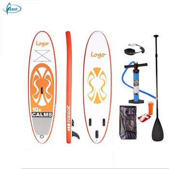 Fissot CE certificated OEM inflatable sup paddle board manufacturer