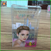 UV offset printing Transparent PET/PVC packing box