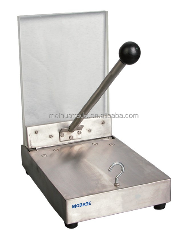 Biobase stainless steel Medical manual plasma extractor for centrifuged bags use