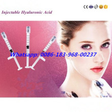 Sodium l Hyaluronic Acid HA Face Dermal Filler 2ml syringe