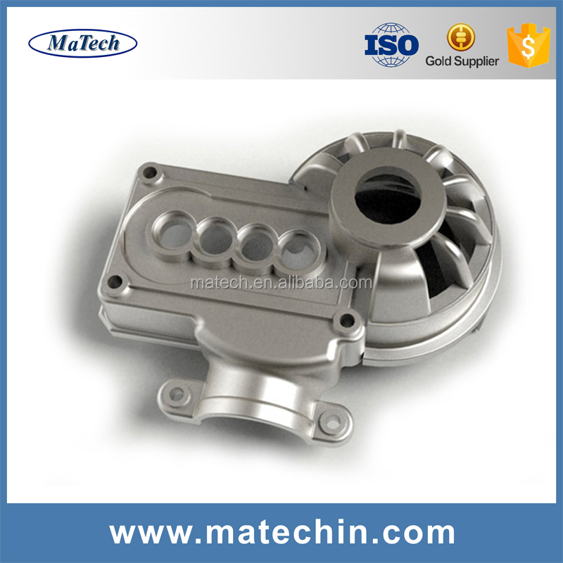 Hot Sale OEM Aluminum Alloy Casting Sensor Housing With Factory Price