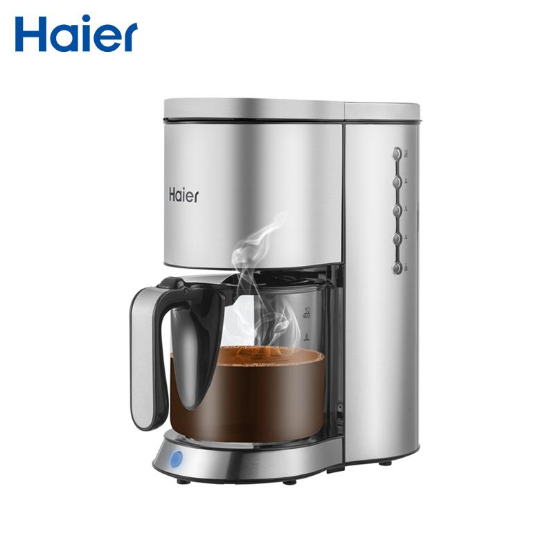 Кофеварка Haier HCM-142. [Официальная гарантия 1 год, Доставка от 2 дней ]()