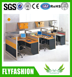 Industrial workbench furniture manufacturer 3 person workstation