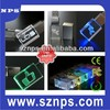 China supplier hot sale good quality 3D laser logo accept paypal crystal usb flash drive