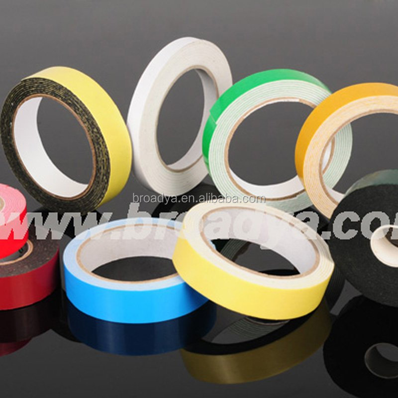 Eva backing coating adhesive smt double splice tape