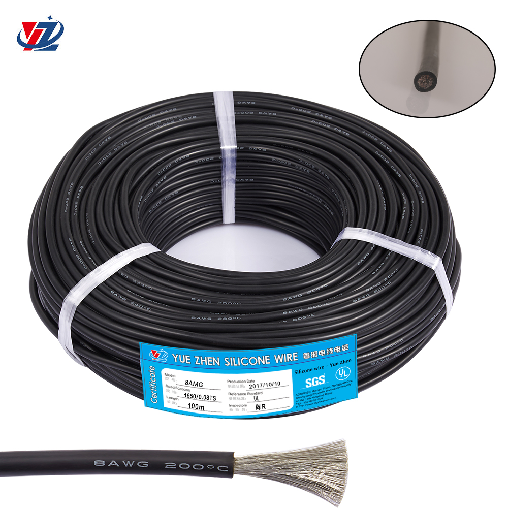 Free Sample 600V 30 to 4 awg Strand Tinned Copper Wire