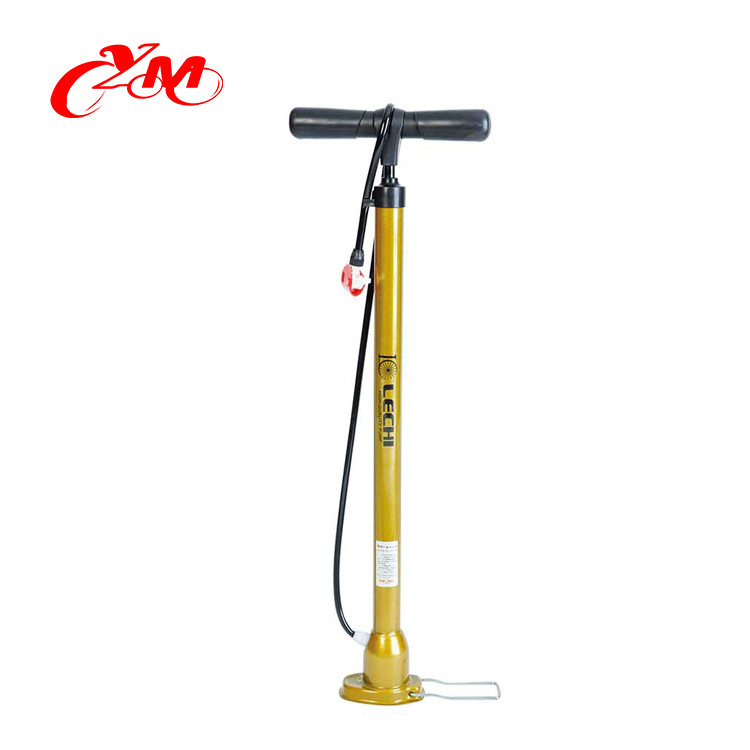 9b194b0a11d0 2018 top quality bike pump with pressure gauge New model bicycle tire pump  for sale Wholesale Portable Multi bike floor pumps