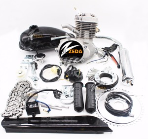 petrol bicycle/100cc bicycle engine kit/motores de gasolina para moto/Kit  Motor Bicicleta