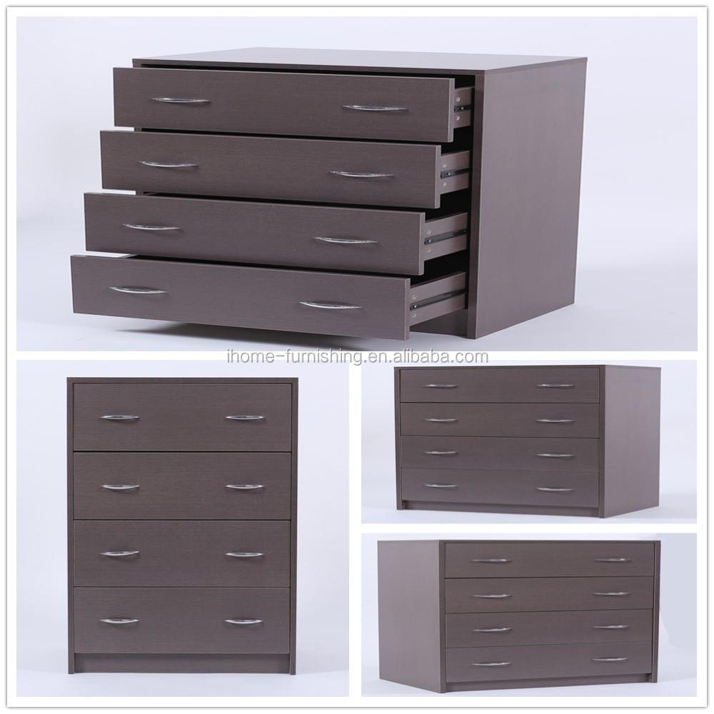 mdf modern furniture design chest of 4 drawers buy chest. Black Bedroom Furniture Sets. Home Design Ideas