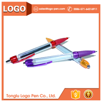 acupuncture laser ballpoint manufacturer promotional pen with pull out paper