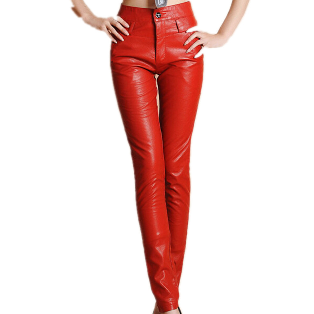Find red leather pants at ShopStyle. Shop the latest collection of red leather pants from the most popular stores - all in one place. Skip to Content Helmut Lang Red Leather Ankle Pants $1, Get a Sale Alert Up to 80% Off at NET-A-PORTER Sara Battaglia Faux.