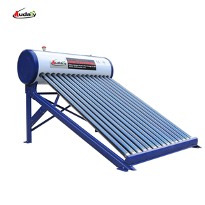 wholesale china rooftop non-pressure solar geyser