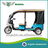 New 60v/1000w Bajaj Adult Tricycle With 6 Passenger Seats Tuk Tuk For Sale