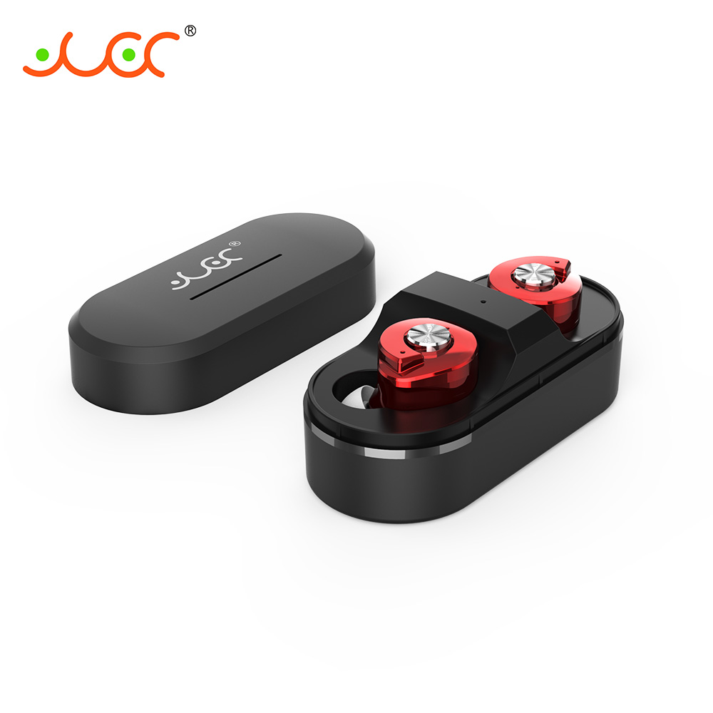 Portable TWS mini bluetooth earbuds with logo
