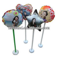 Promotional DIY inkjet photo printing balloon (A3 A4 size,free software support)