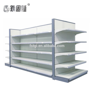 Best selling items metal goods shelf heavy duty gondola guangzhou supermarket with factory price