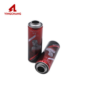 hot sale hair spray products empty aerosol spray tin can