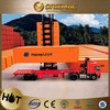 Car trailer manufactur Dump Triple axle flat bed Truck Trailer truck , truck trailer used for sale germany