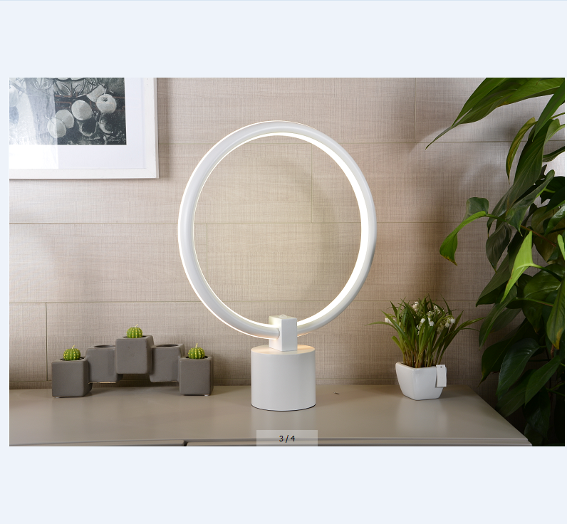 wholesale fasion modern luxury led table lamp for home hotel project