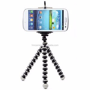 Small Size Portable Smartphone Cellphone Flexible Mini Camera Tripod Manufacturers for Camera