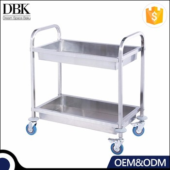 Outstanding High Quality Restaurant Stainless Steel Kitchen Dining Trolley Serving Utility Cart Buy Dishware Collecting Cart Trolley Cart Kitchen Trolley Home Interior And Landscaping Oversignezvosmurscom