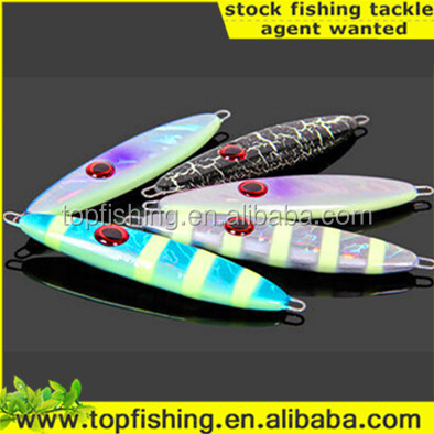 China manufacturer wholesale bare lead jigging fishing lures, 100g kingdom lure 50g, 60g, 80g, 100g, 120g, 150g, 200g