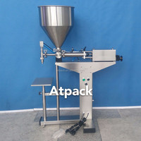 Atpack high-accuracy semi-automatic BellA Makeup tattoo Eyebrow lip use numbing cream filling machine with CE GMP