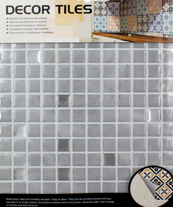 wall tile peel and stick removable wall kitchen tile stickers for backsplash