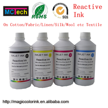 Reactive Dye Ink For Digital Fabric Textile Printing