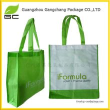 Non-woven Material and Folding Style nonwoven shopping bag