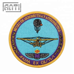 Custom design good quality patch embroidery designs