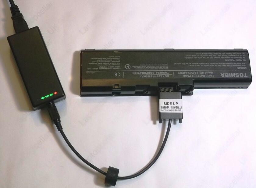 Poloso Rfnc6 De Chargeur De Batterie D Ordinateur Portable