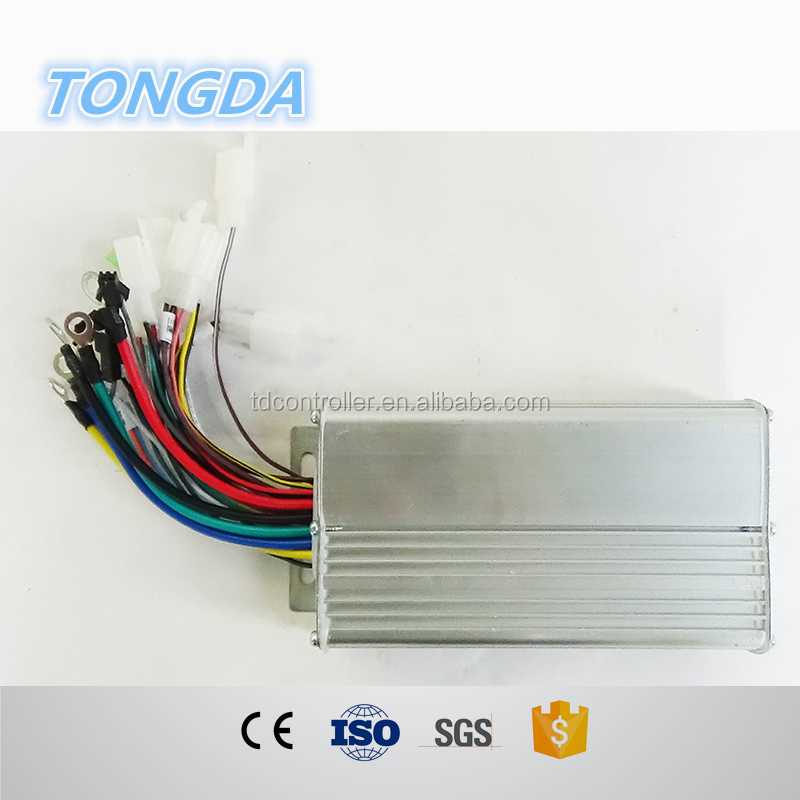 electric scooter 30A 36v motor controller for 120 degree motor