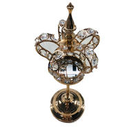 Factory cheap hot sale crown table centerpiece stands