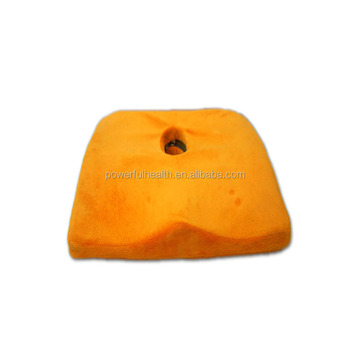 Milliard Coccyx Seat Cushion Foam Comfort Orthopedic Coccyx Wedge Pillow For Tailbone Pain And Injury Buy Orthopedice Coccyx Wedge Pillow For