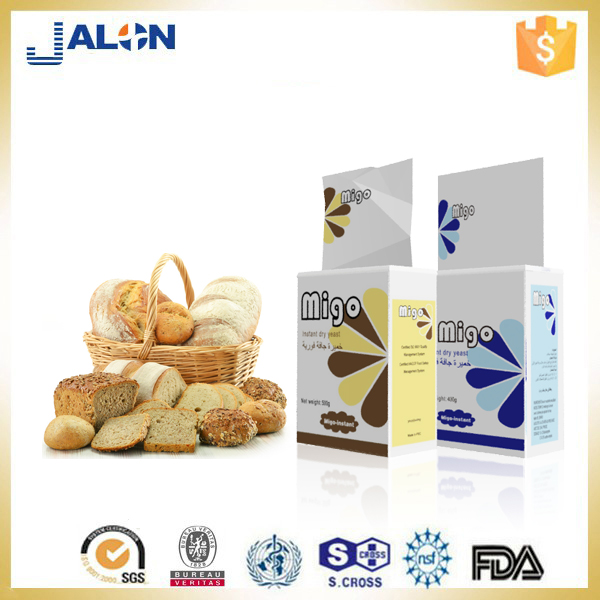Justlong best quality HACCP crown instant dry yeast