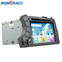 7 Inch 2 Din In-Dash Car DVD Player ssangyong kyron accessories