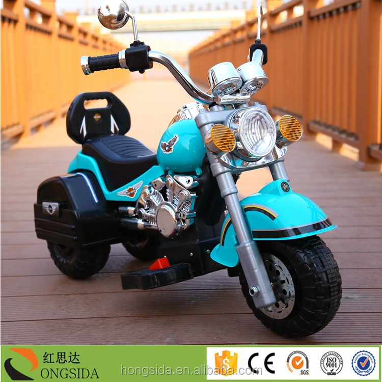 2016 Hot Sale Toy to Kids 3 Wheel Child Motorcycle Electric Kids Motorbike
