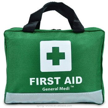 Night Refective First Aid Kit