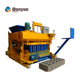 Shandong machinery QTM10-15 Egg Laying moving hollow concrete block machine bloc in the Middle East