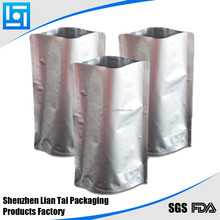 FDA grade hot selling aluminum foil plastic food bag for packing cooked food