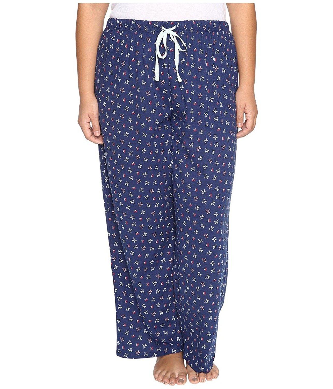 77b8cd1faf4 Get Quotations · Jockey Womens Plus Size Printed Long Pants