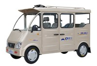 ZFK-1080, 4 wheel electric van for 6 passengers