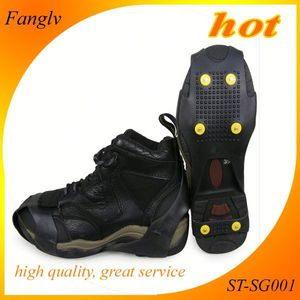 antislip shoes cover snow and ice shoe spikes women fancy safety shoes