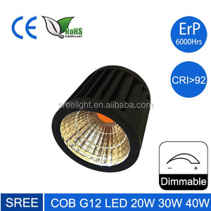 Wholesale white 1600lm g12 led lighting accessories wooden lamp of Shenzhen