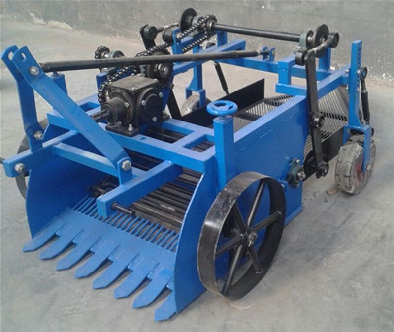 China Suppliers Single-row Combine Potato Harvester/ Sweet Potato ...